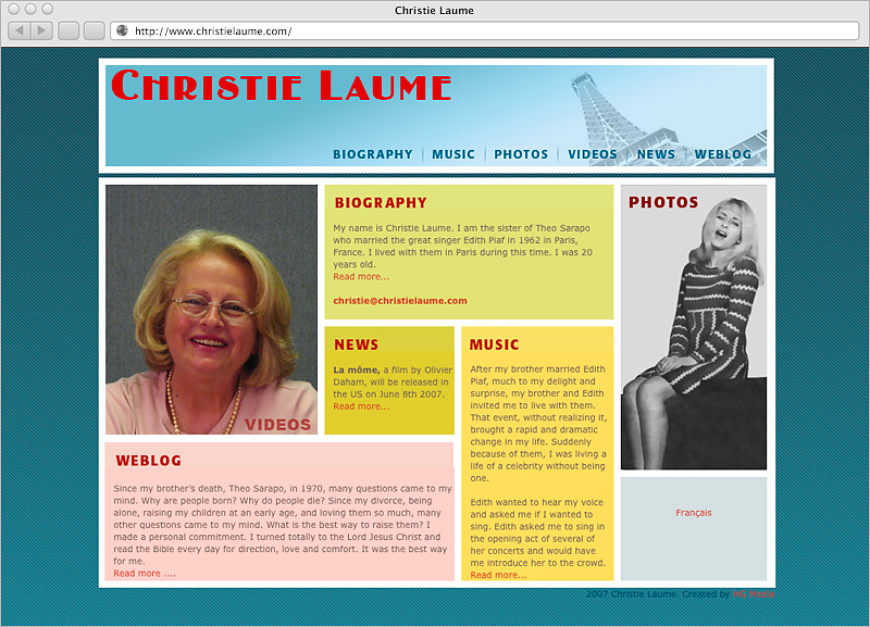 Christie Laume